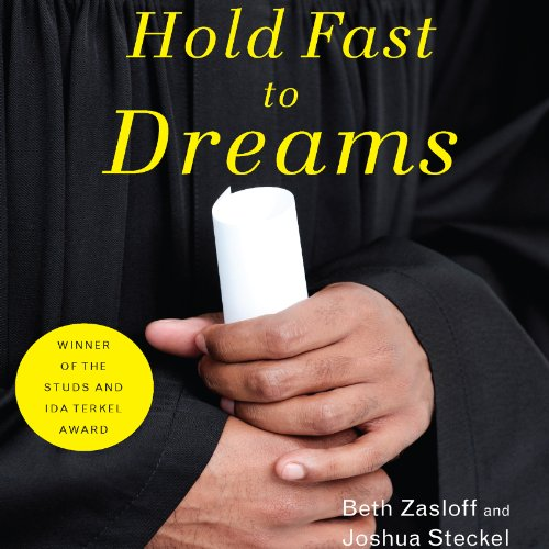 Hold Fast to Dreams audiobook cover art