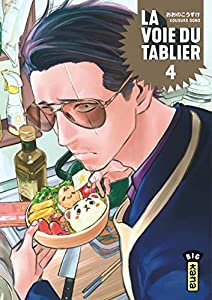 La voie du tablier Edition simple Tome 4