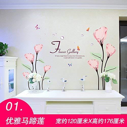 wallpaper Selbstklebende Hintergrund-Wand, Schlafzimmer sind gemütliche Wohnzimmer-Kunst-TV-Hintergrund-Wand-Dekorations-Tapete, dekorative Wasserdichte Aufkleber,Schuh-Lin