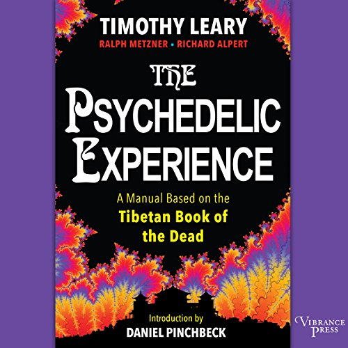 The Psychedelic Experience audiobook cover art