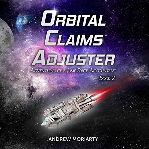 Orbital Claims Adjuster cover art
