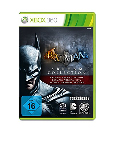 Batman: Arkham Collection [Importación Alemana]