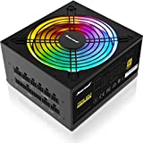 Computer Power Supplies 750W, RGB Power Supply...