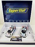 Slot Car Scalextric Superslot Legends H4012A Compatible McLaren F1 GTR 24h. Le Mans 1996