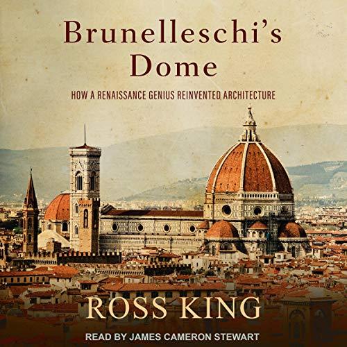 Brunelleschi's Dome audiobook cover art