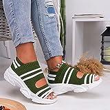Zoom IMG-1 qiandile sandali con tacco a