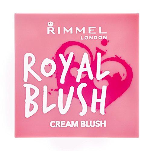 Rimmel Royal Blush Rouge 3.5g - Majestic Pink