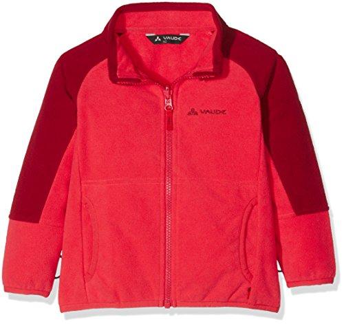 VAUDE Kinder Kinderhaus Jacket VI Jacke, Rosebay, 110/116