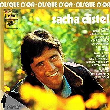 Sacha Distel: Disque d'or (1965 à 1972)