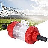 Duokon Filtro de Bomba de Agua, Filtro de Malla en línea agrícola Bomba de Agua de Alto ...