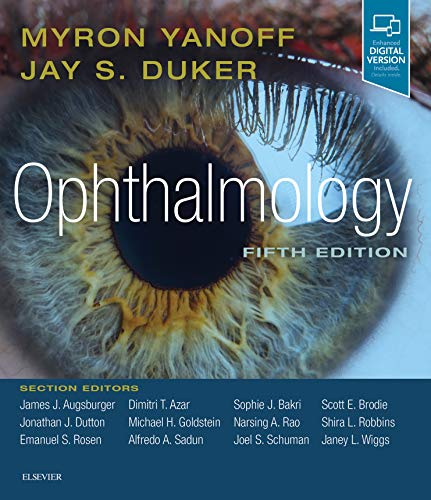 Compare Textbook Prices for Ophthalmology 5 Edition ISBN 9780323528191 by Yanoff MD, Myron,Duker MD, Jay S.
