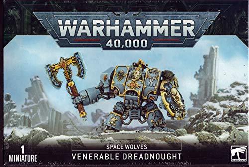 Games Workshop Space Wolves Venerable Dreadnought Warhammer 40,000