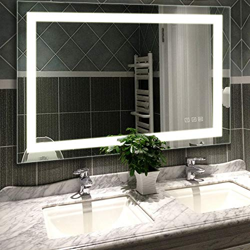 LED Lighted Vanity Bathroom Mirror