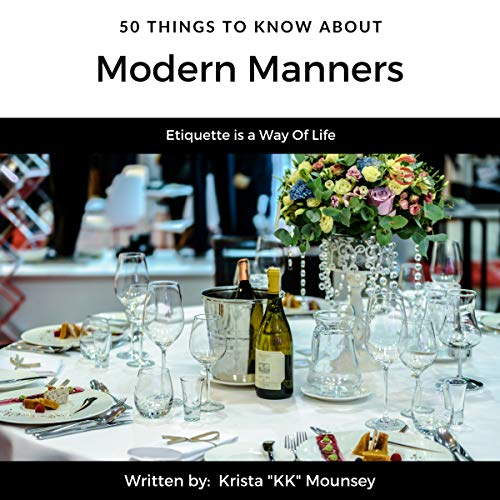 50 Things to Know About Modern Manners Titelbild