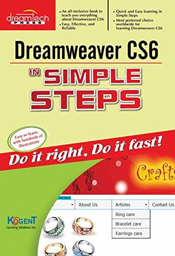 Dreamweaver CS6 in Simple Steps (English Edition)