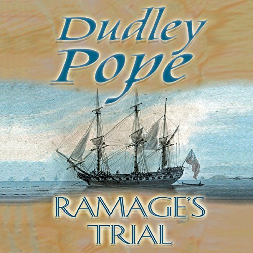 Ramage's Trial audiobook cover art
