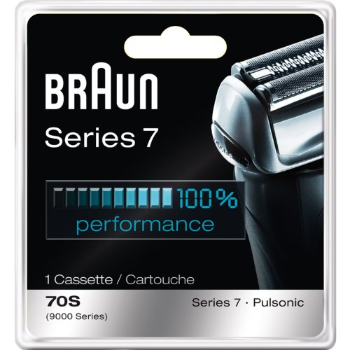 Series 7 Twin Pack 70S Cassette Replacement Pack (Formerly 9000 Pulsonic) Two Pack Value Package