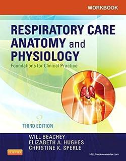 日本市場で強力 呼吸ケアの解剖学と生理学のためのワークブック:臨床実践の基礎