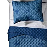 Jay Franco Star Wars Classic Quilt & Sham Set, Blue