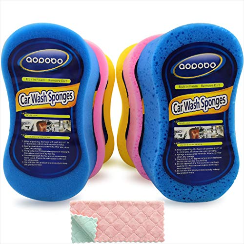 Aopobo Car Wash Sponges