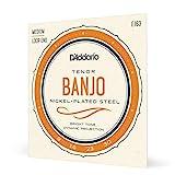 D'Addario EJ63 Cordes pour Banjo
