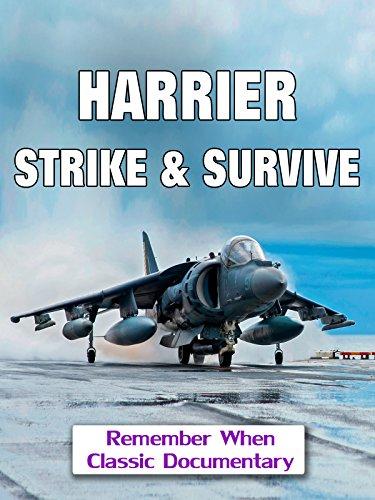 Harrier - Strike and Survive