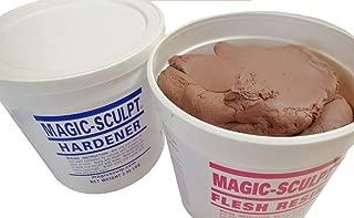Magic Sculpt 5 Lb. Epoxy Clay - Flesh