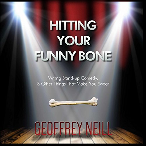 Hitting Your Funny Bone audiobook cover art