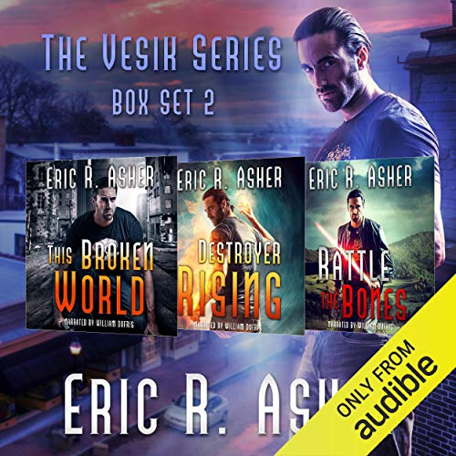 Couverture de The Vesik Series: Books 4-6
