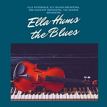 Ella Hums the Blues