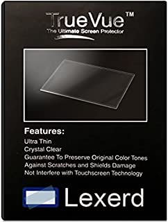 Lexerd - Compatible with Cowon J3 TrueVue Crystal Clear MP3 Screen Protector