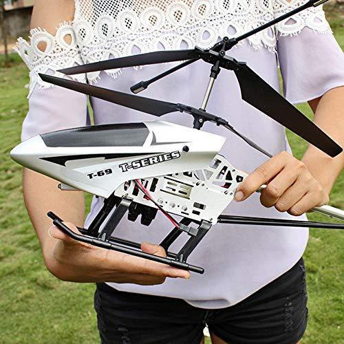 AORED Autunno-Resistente a Distanza Aerei Controllo della Carica con LED luci dei velivoli di RC 2.4G Modello di Elicottero, i Migliori Aerei di Natale Regalo di Compleanno for i Bambini