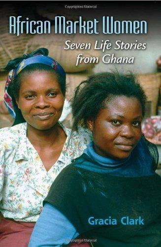 Hot Sale African Market Women: Seven Life Stories from Ghana