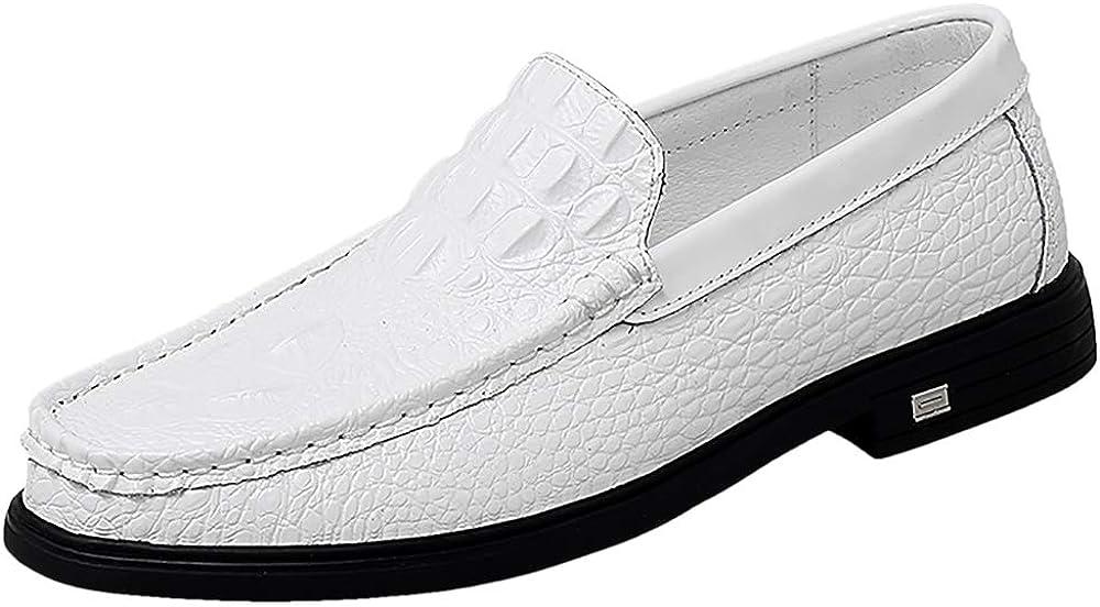 Boleone Men's Print Slip-on Loafer