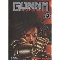 Gunnm (Battle Angel Alita) 4