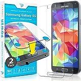 Power Theory Panzerglasfolie passend für Samsung Galaxy S5