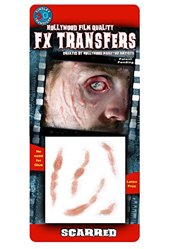 Tinsley transferts 3D- Cicatrices