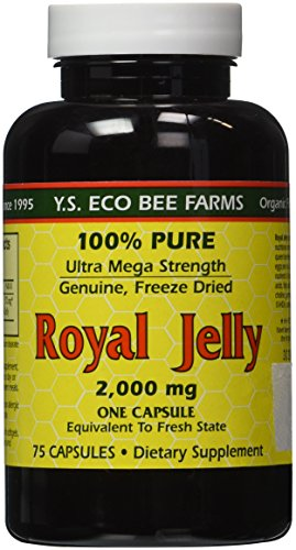 100% Pure Royal Jelly 2000mg