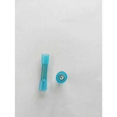 1,5-2,5 mm Stoßverbinder Schrumpfschlauch 100 Stk