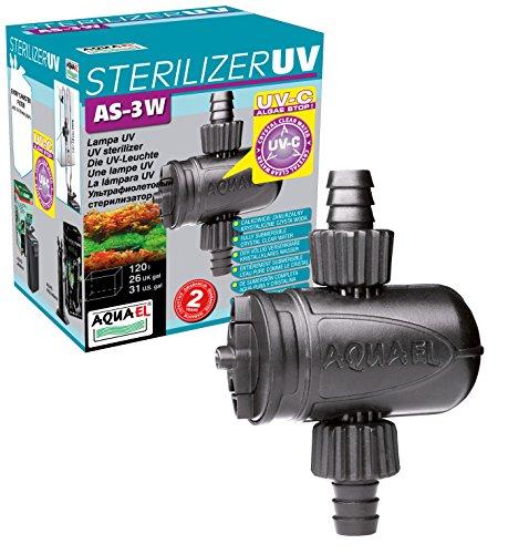 AquaEL UV Lampe Sterilisator 3W