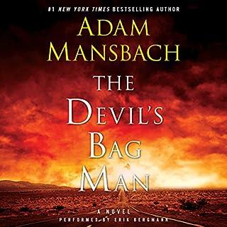 The Devil's Bag Man audiobook cover art