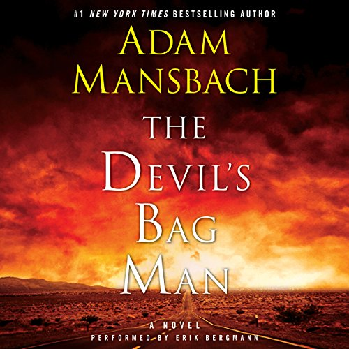 The Devil's Bag Man audiobook cover art