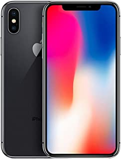 Apple Iphone X With Facetime - 256 GB, 4G LTE, Space Grey, 3 GB Ram, Single Sim