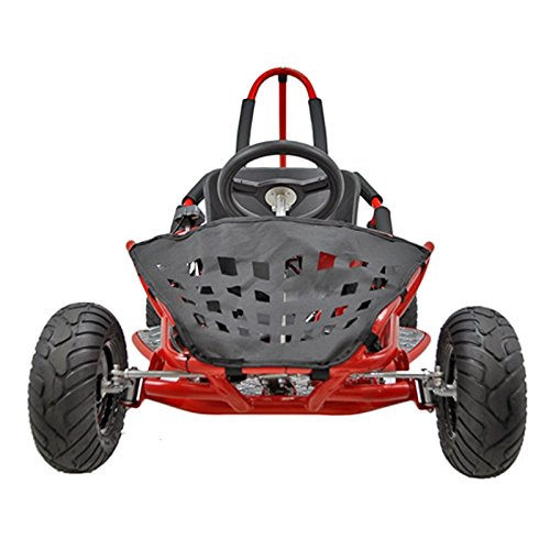 Go-Bowen Baja 1000W 48V Electric Kids Go-Kart - Red