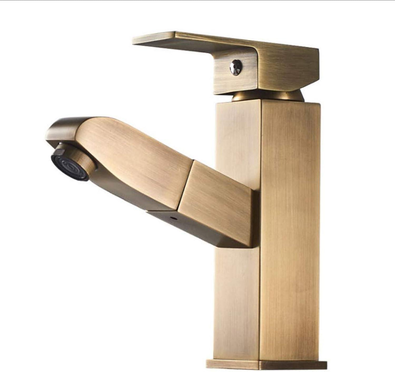 Basin Taps Sink Mixers Cloakroom Watertap Kitchen Bathroom Chrome Nickel Brass Ceramic Core LO4651