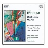 エングルンド:交響曲第2番, 第4番/ピアノ協奏曲第1番(トゥルク・フィル/パヌラ)