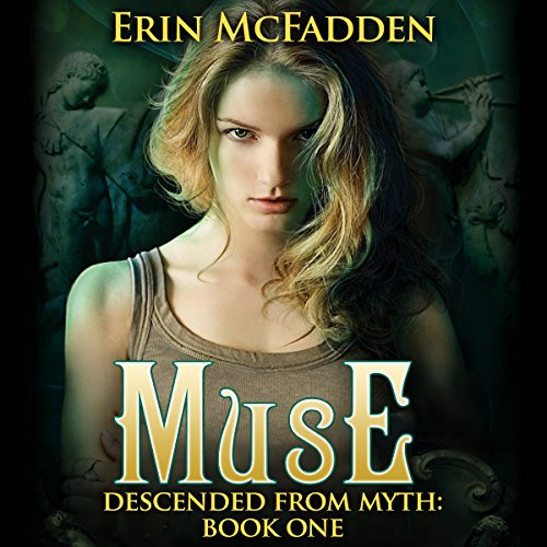 Muse audiobook cover art