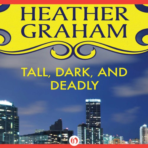 Tall, Dark, and Deadly cover art