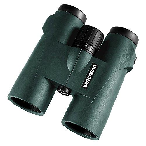 Wingspan Optics NatureSight HD 8X42 Bird Watching...