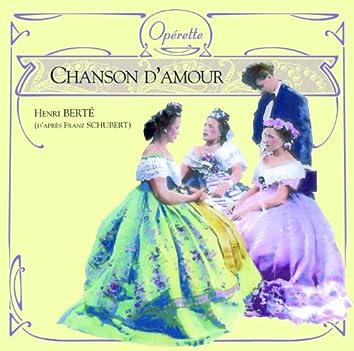 Berte-Chanson d'amour